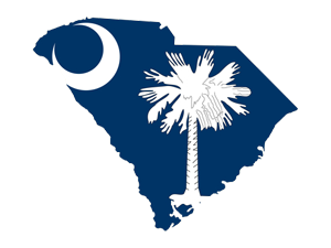 South-Carolina-Map-Outline